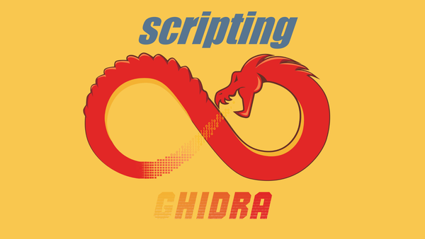 Automating ghidra